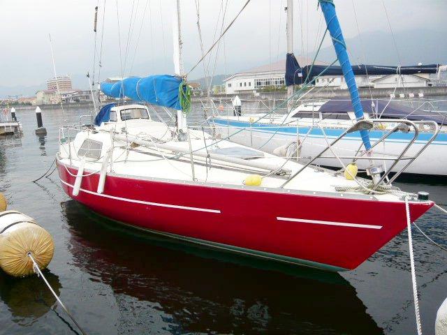 YAMAHA SCAMPI 30 - Used Sail Boat - Shellbacks
